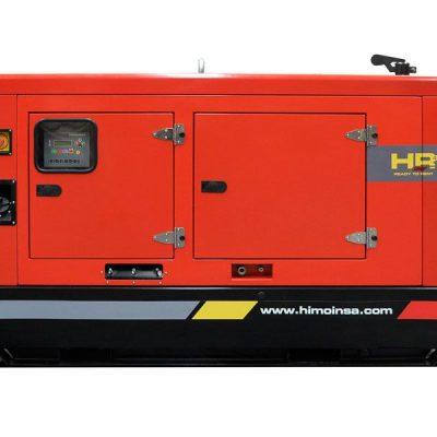 Grupos Electrógenos insonorizados diesel