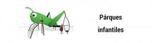 Parques infantiles y mobiliario biosalusable
