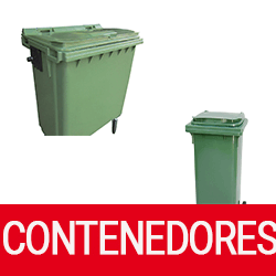 Contenedores Residuos