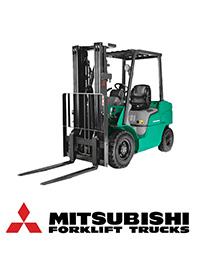 Carretillas elevadoras Mitsubishi