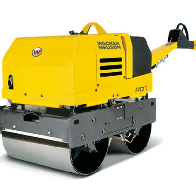 Rodillo de lanza 830 kgs Wacker Neuson arranque eléctrico