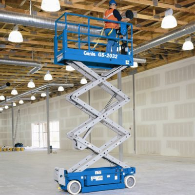plataforma tijera electrica 8 metros