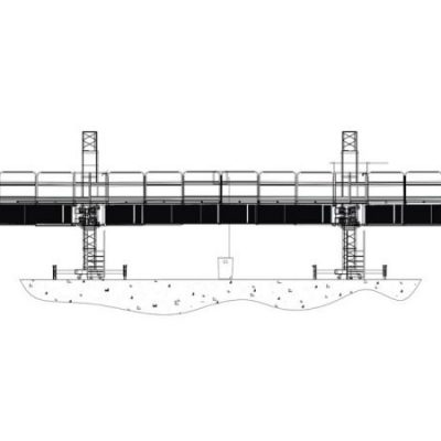 Plataforma bimastil Encomat IZA 30-100 alquiler y venta