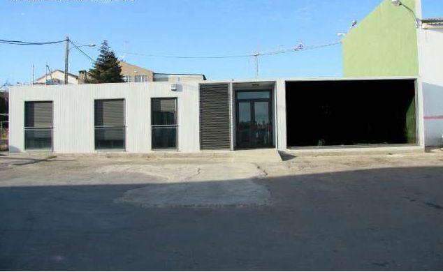 Alquiler maquinaria servicios y repuestos jose miguel for Casas prefabricadas ocasion