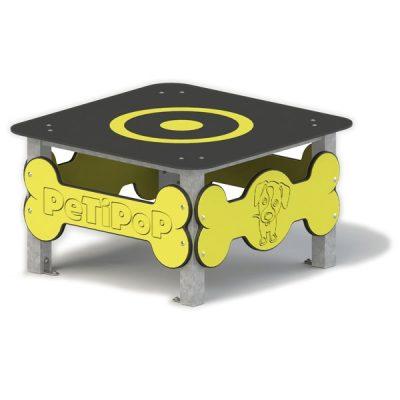 mesa circuito canino
