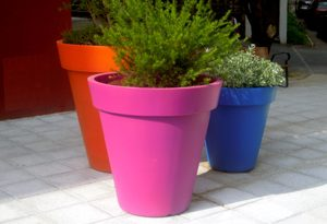 jardinera pot redonda 30 kg