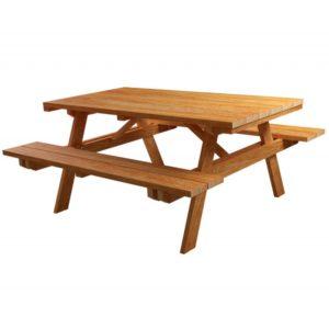 Mesas de pícnic