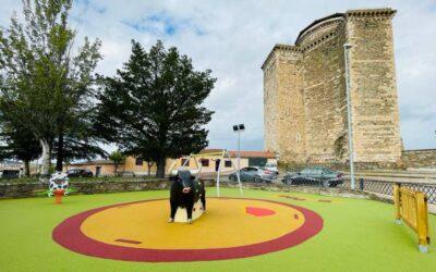 Fuerte apuesta del Ayuntamiento de Alba de Tormes por los parques públicos